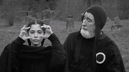 Still from Book of Days by meredith Monk