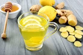 ginger lemon honey