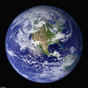 Planet Earth by CORMAC FLYNN