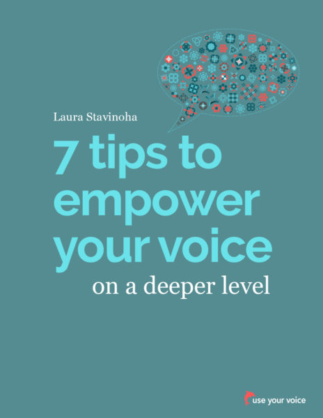 7 tips to empower your voice